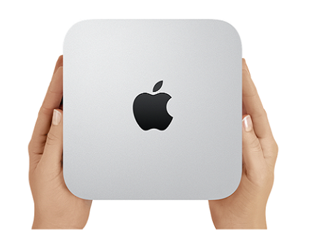 Luso Cuanza: Apple Mac mini