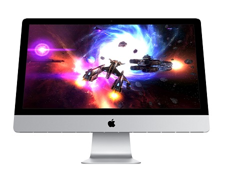 Luso Cuanza: Apple iMac