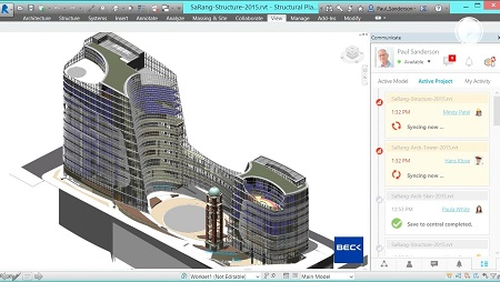 Luso Cuanza: Autodesk A360 Collaboration for Revit_Image2