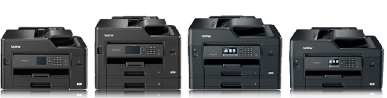 Luso Cuanza: Brother expande gama Business Smart. Business Smart J5000 e J6000. MFC-J5330DW e MFC-J5730DW. MFC-J6530DW e  MFC-J6930DW.