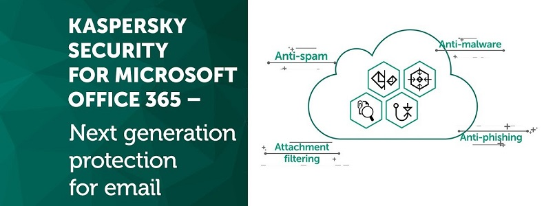 Luso Cuanza: Novo Kaspersky Security para Office 365 protege migração de e-mail para a cloud